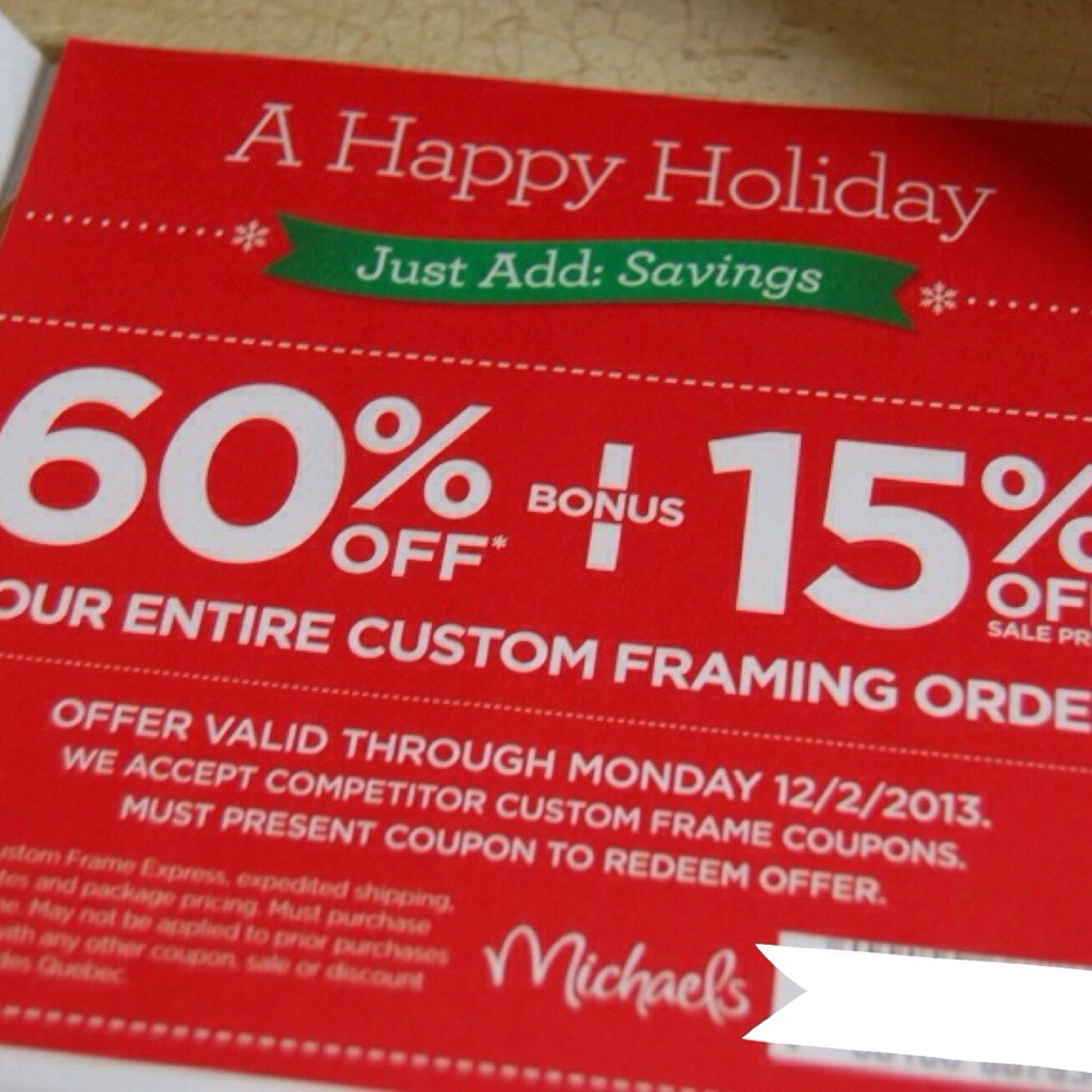 How To Get Your Framing Done Cheap…er |