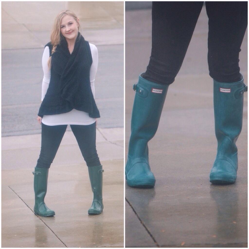 Let's Compare: Rain Boots |